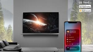 Apple-Integration: LG bringt AirPlay 2 und HomeKit auf 2019er Fernseher