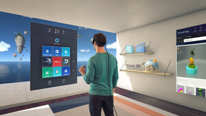 Windows Mixed Reality: OpenXR-App ab sofort im Windows Store verfügbar