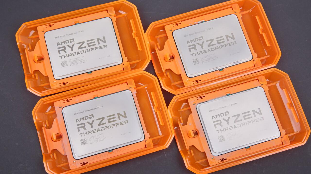 AMD Threadripper 3000: Erste CPU mit 16 Kernen in Benchmark aufgetaucht