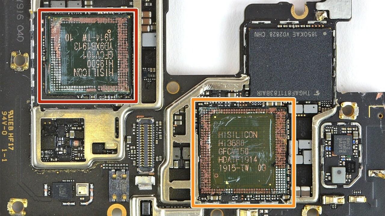 Balong 5000: Huaweis 5G-Modem hat 3GB eigenen Arbeitsspeicher