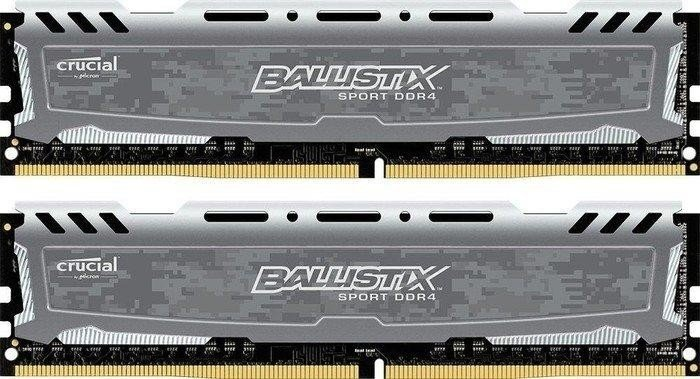 Crucial Ballistix Sports LT 2 x 16 GB DDR4-3000CL15