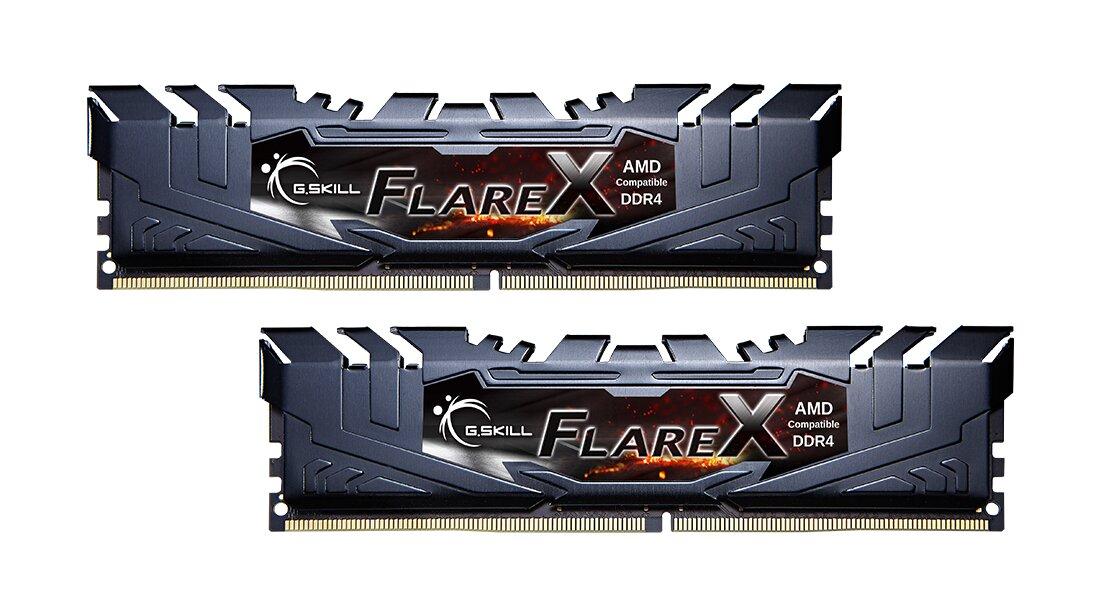 G.Skill Flare X 2 x 8 GB DDR4-3200CL14