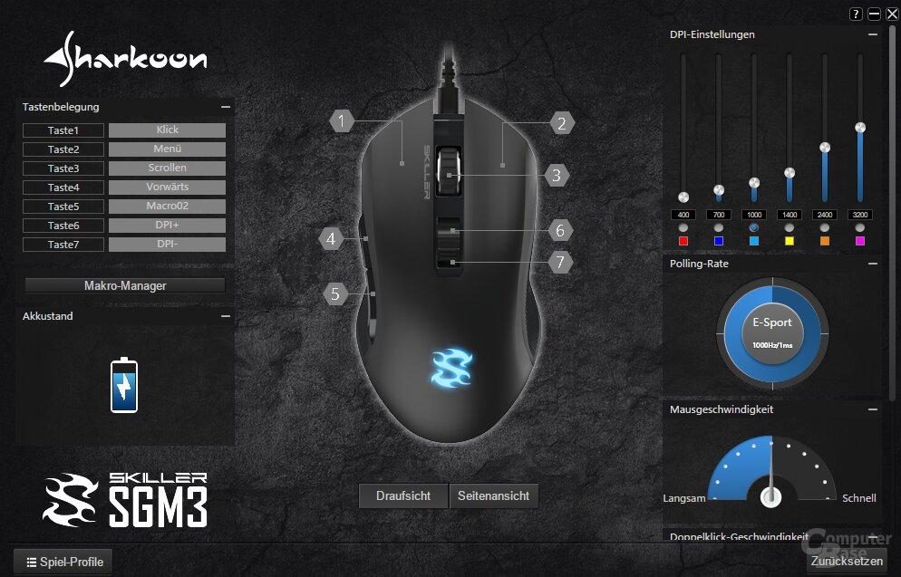Skiller-SGM3-Software