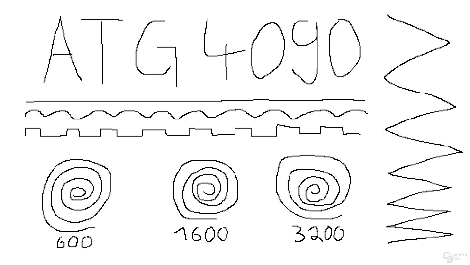 ATG 4090 (1.000 Hz, Mikrofaseruntergrund)