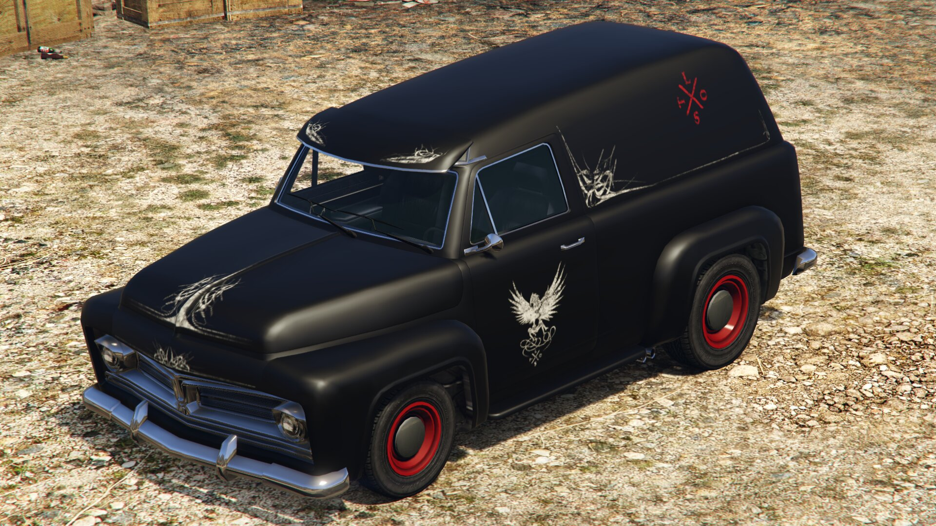 Vapid Lost Slamvan