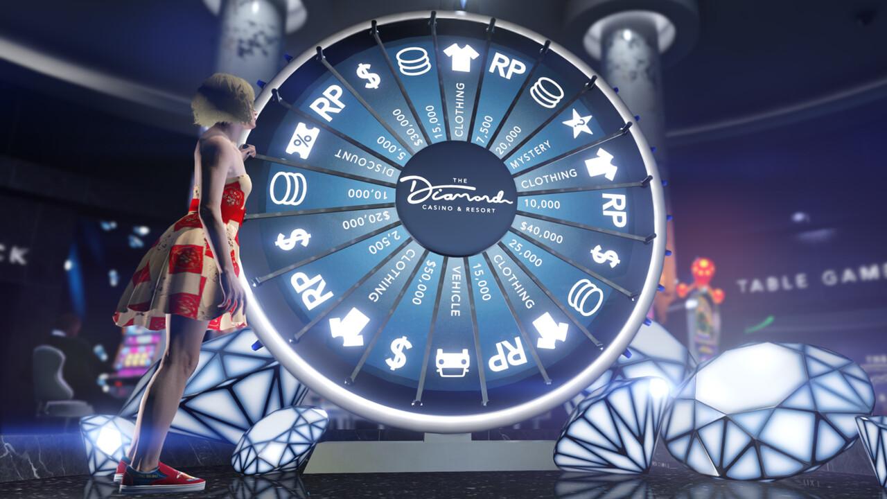 Glücksspiel: GTA Online lockt mit seltenem Auto ins Casino
