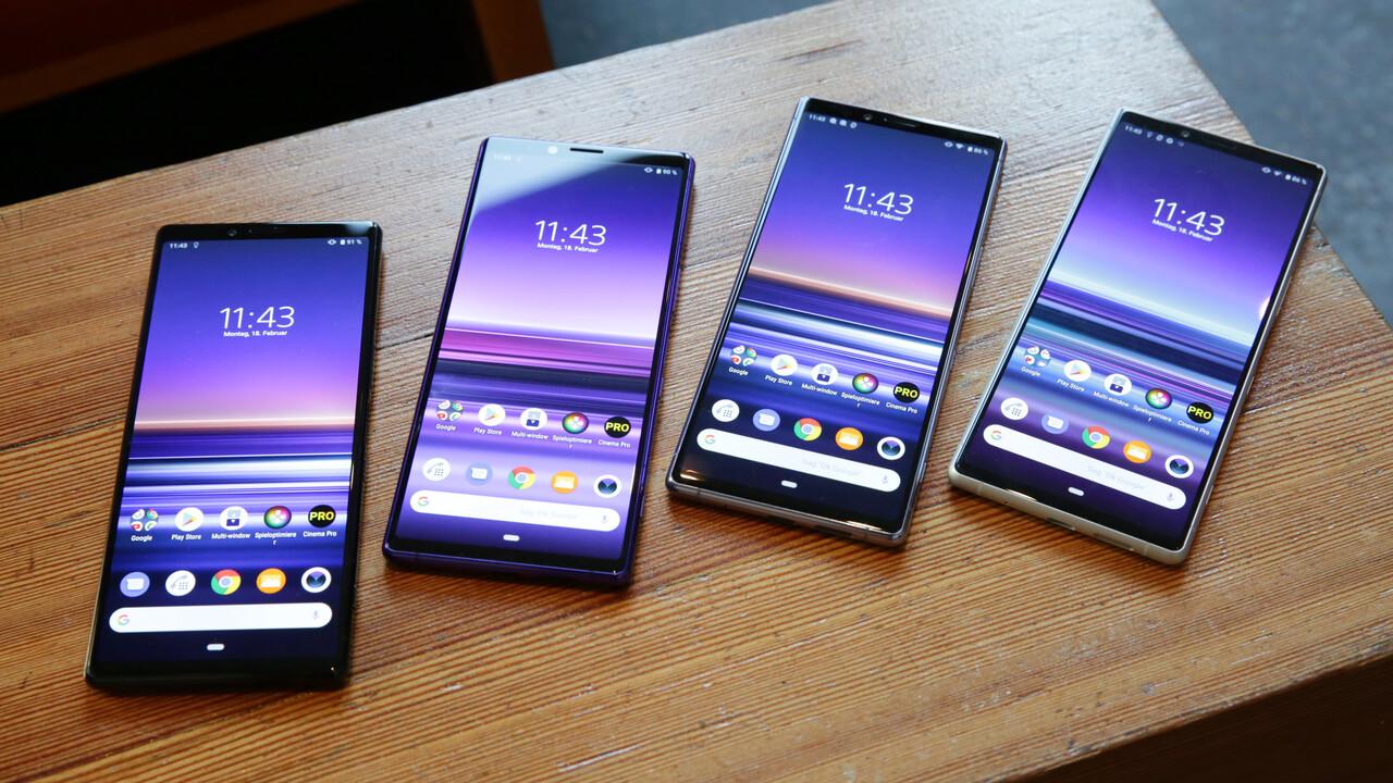 Quartalsberichte: LG und Sony verkaufen erneut weniger Smartphones