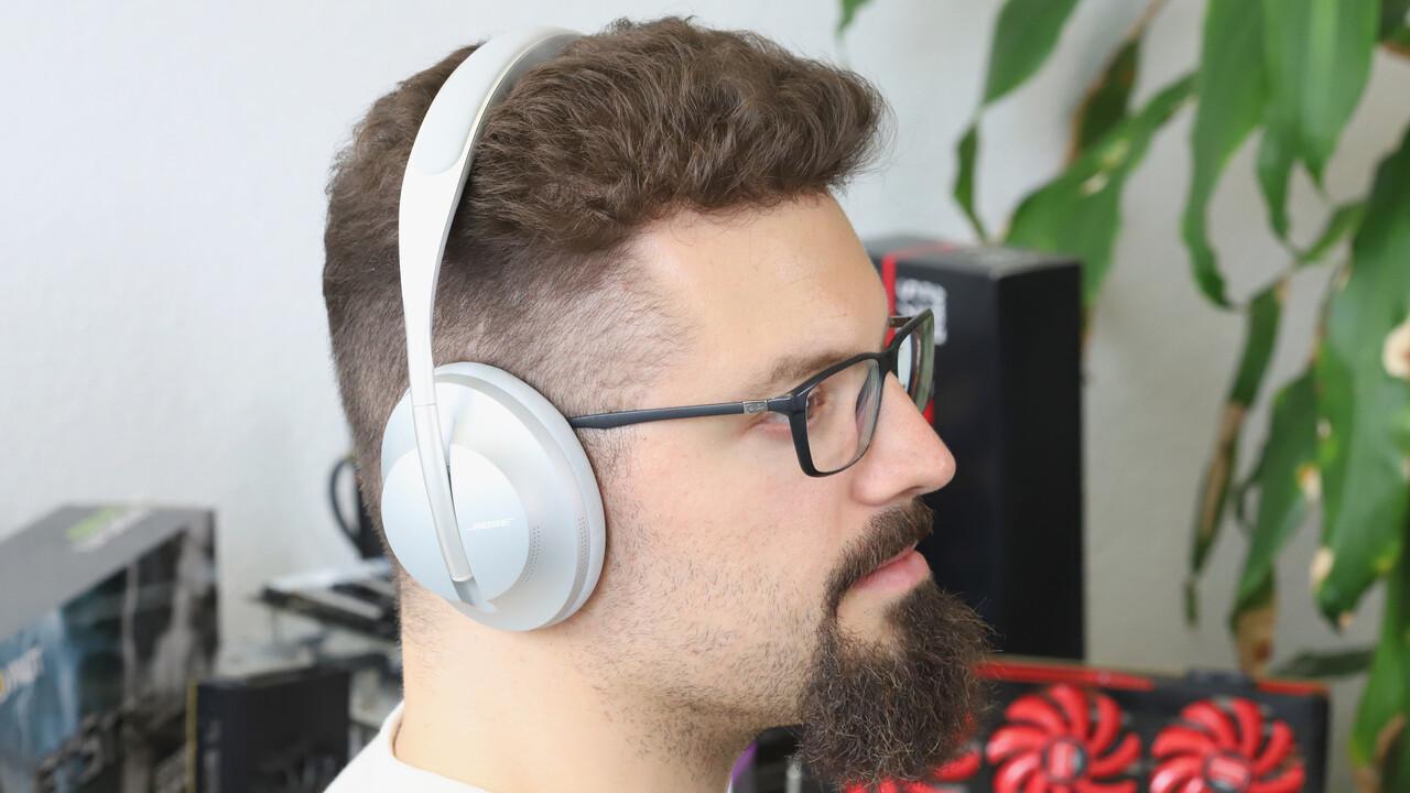 Bose Headphones 700 im Test: Exzellenter Komfort trifft auf beste Geräuschunterdrückung