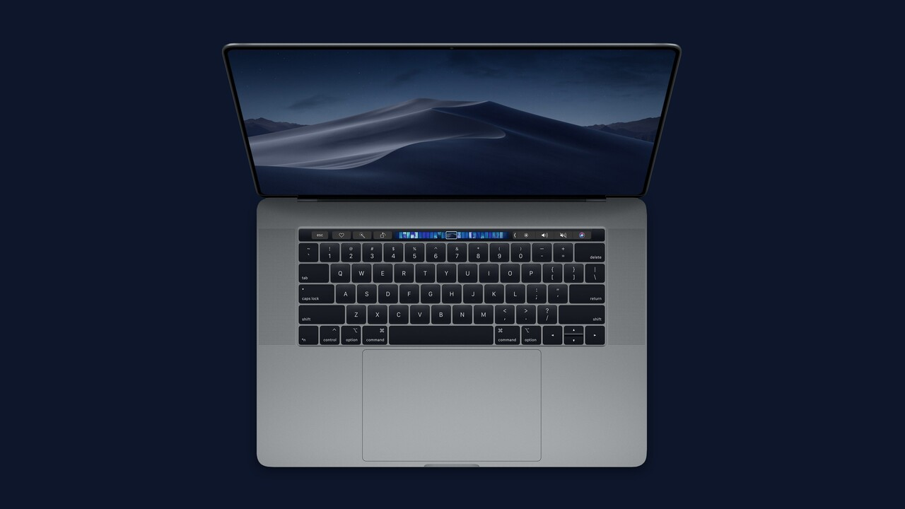 Apple: Die Gerüchte um das MacBook Pro mit 16 Zoll verdichten sich