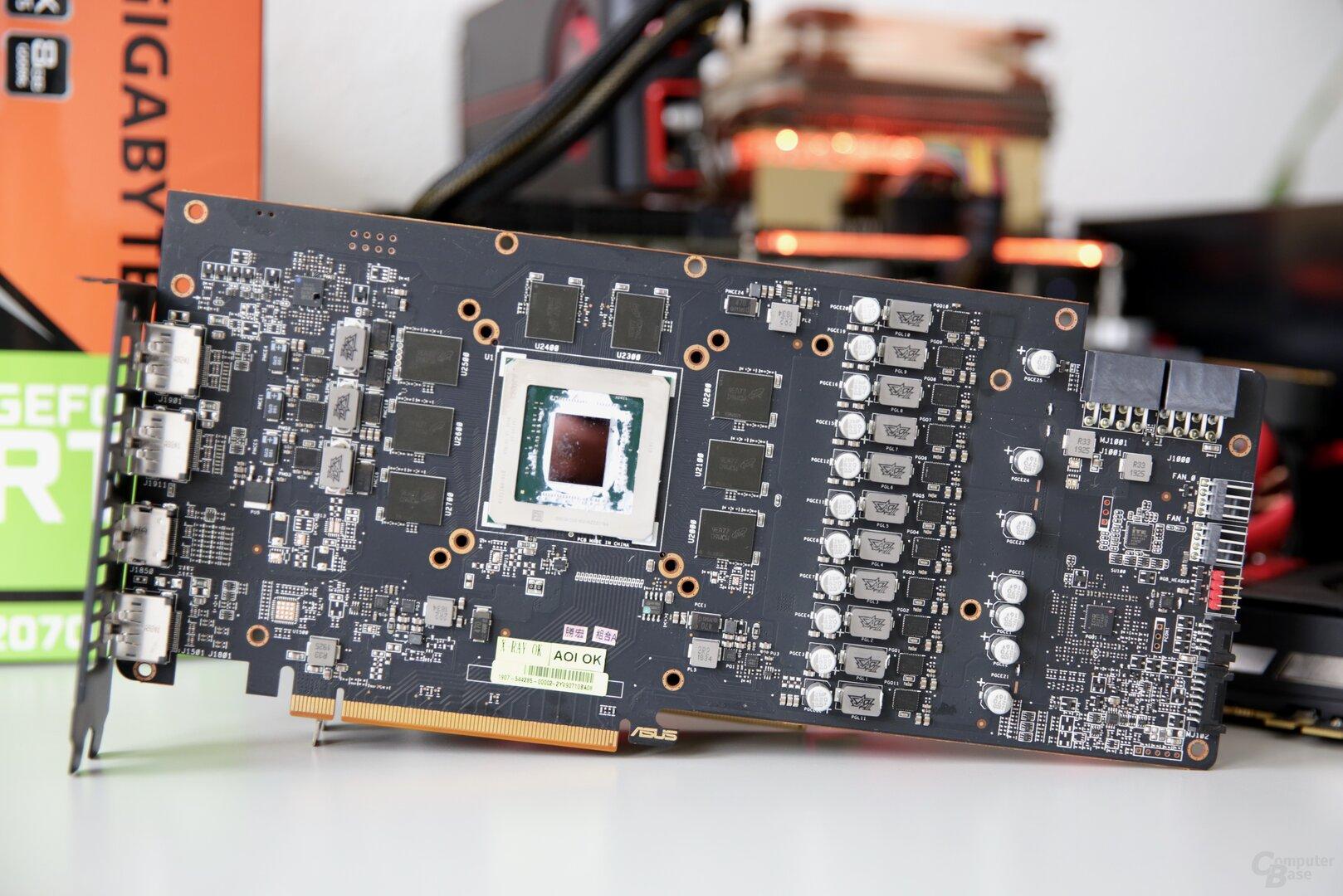 2 1080.00dbc67d - Radeon RX 5700 XT Strix OC em Dê uma olhada: O Asus Custom Kill é rápido e silencioso - ComputerBase