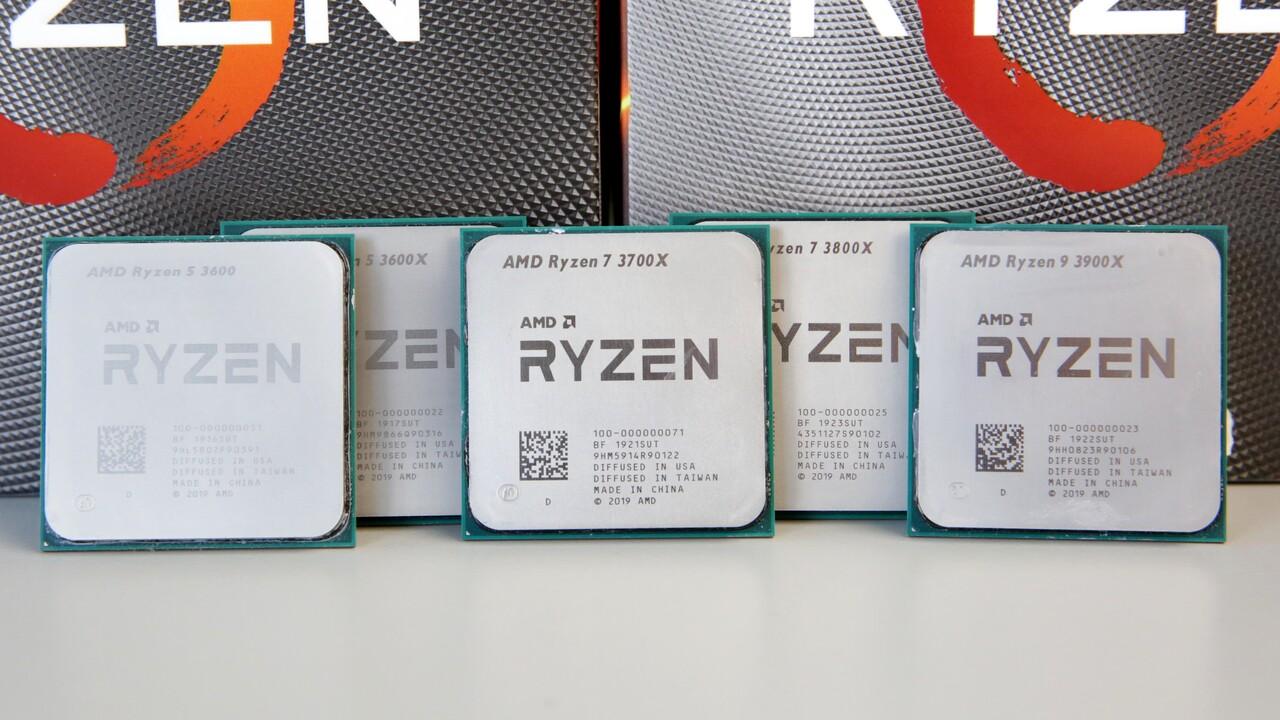 Quartalszahlen: AMD vermeldet kleinen, aber 6. Quartalsgewinn in Folge