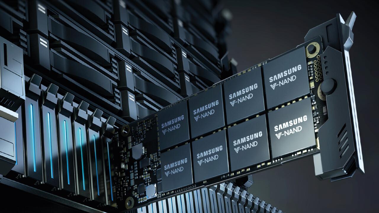 Quartalszahlen: Samsungs Speichersparte halbiert den Gesamtgewinn