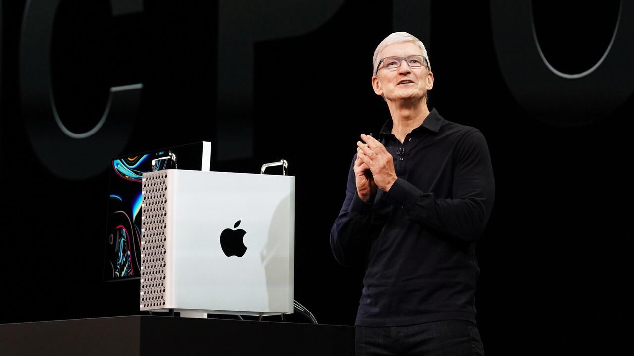 Tim Cook: Apple will neuen Mac Pro wieder in den USA fertigen
