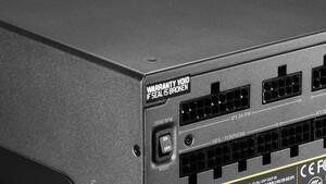 Fractal Design Ion+: Leise Platinum-Netzteile mit besonders flexiblen Kabeln