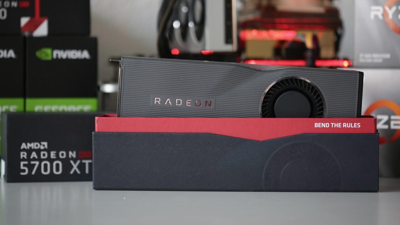 Grafiktreiber für AMD Radeon: Adrenalin 19.7.5 gegen Navi-Abstürze in Wolfenstein