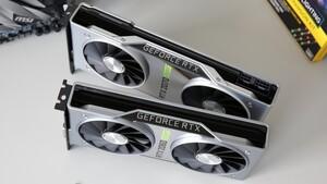 Nvidia GeForce RTX Super: Device-IDs deuten auf Umwidmung von GPUs hin
