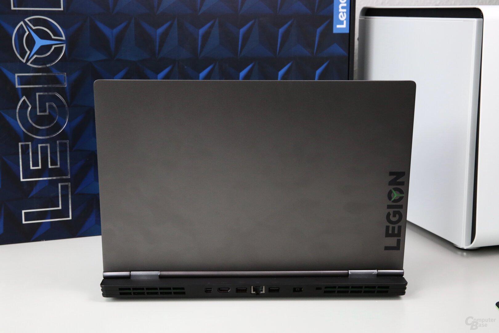 Lenovo Legion Y740 im Test: Günstiges Gaming-Notebook mit GeForce RTX 2080 Max-Q