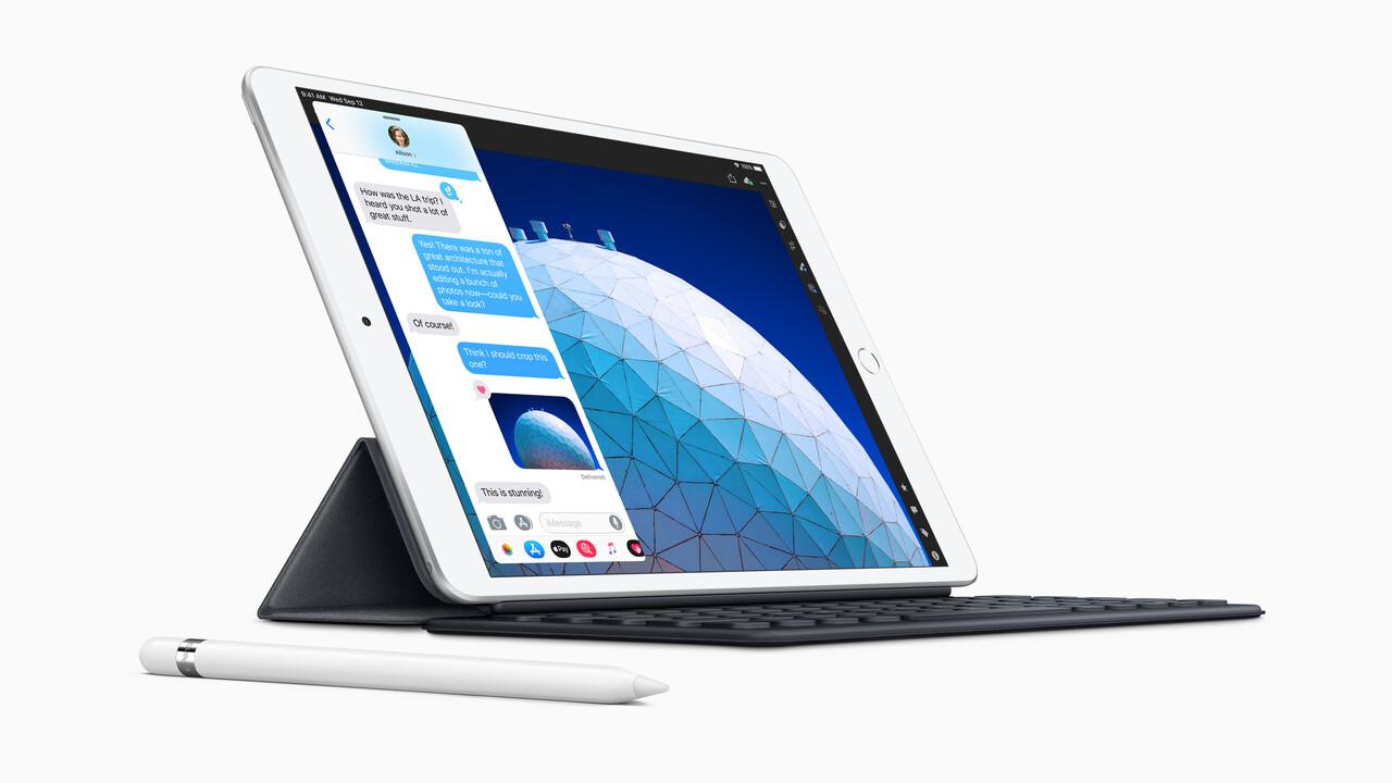 Tablet-Absatzzahlen: Apple hat den Markt mit dem iPad fest im Griff