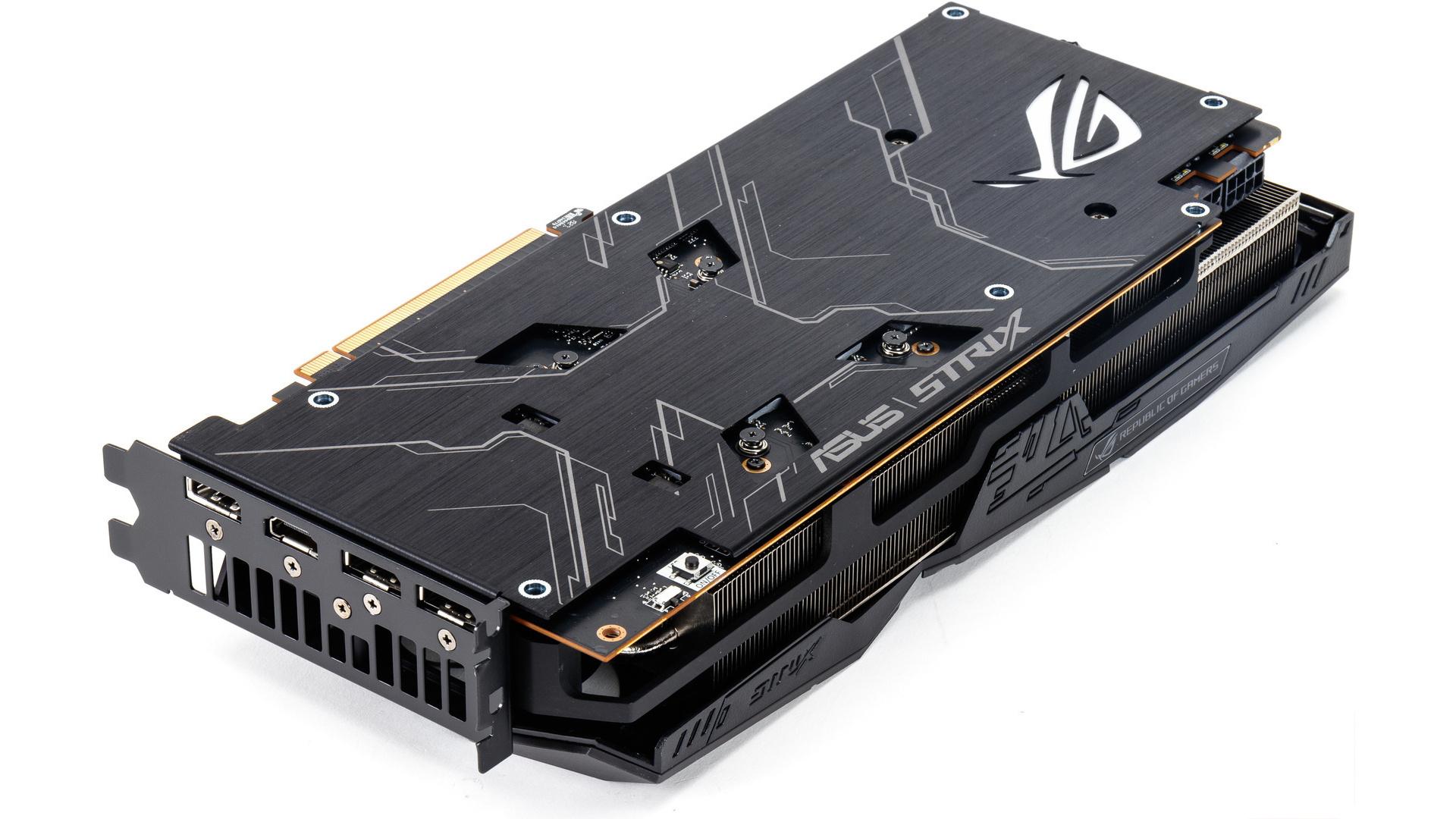 Asus TUF Gaming X3 Radeon RX 5700 (XT)