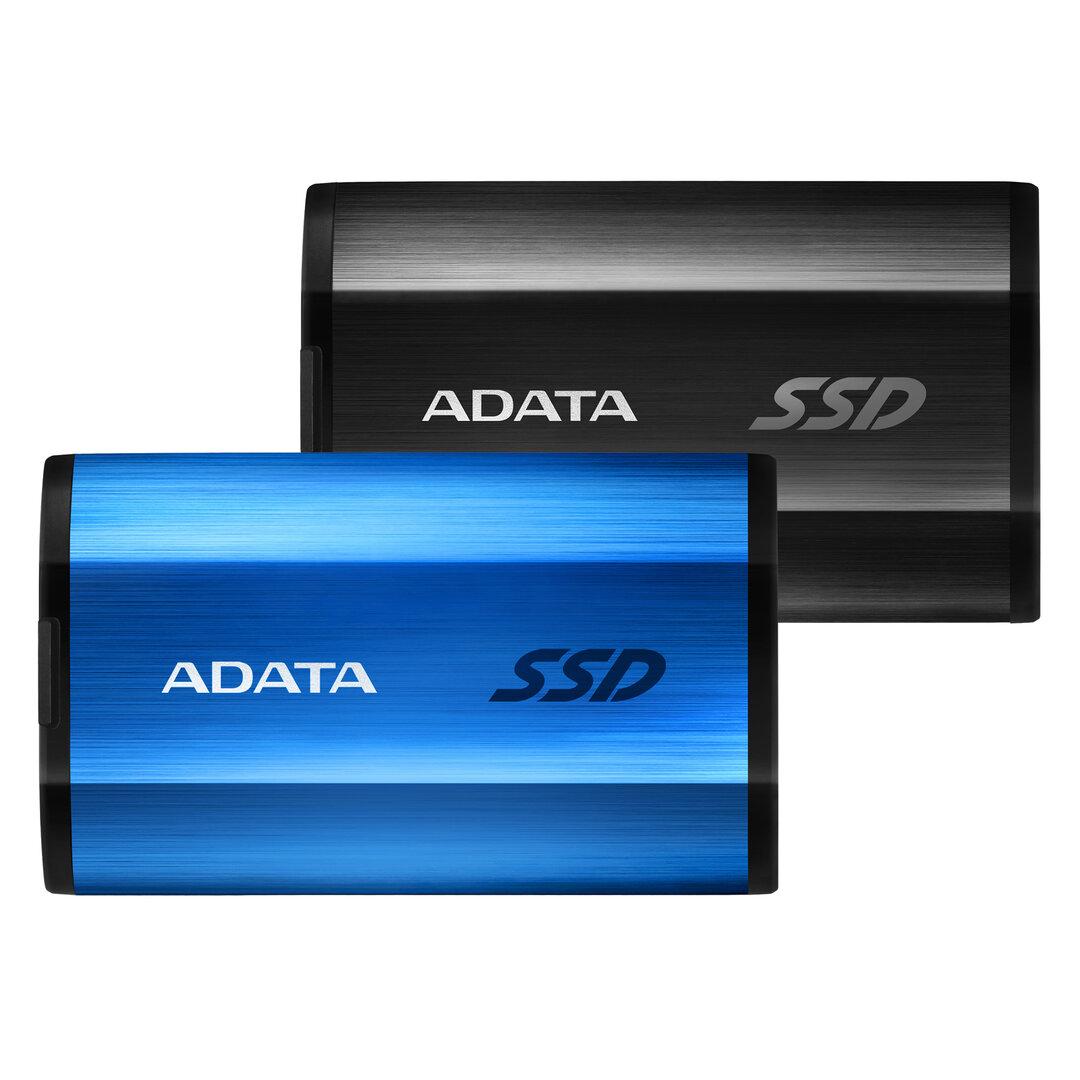 Adata SE800 mit USB 3.2 Gen 2