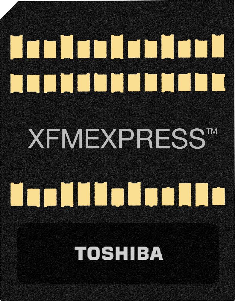 XFMExpress als neuer Formfaktor für Flash-Speicher