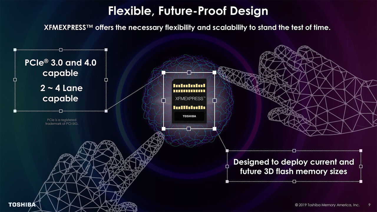 Neuer SSD-Formfaktor: XFMExpress soll Vorteile von M.2 und BGA vereinen