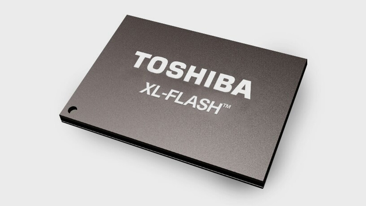 XL-Flash: Toshibas Turbo-NAND ist fertig