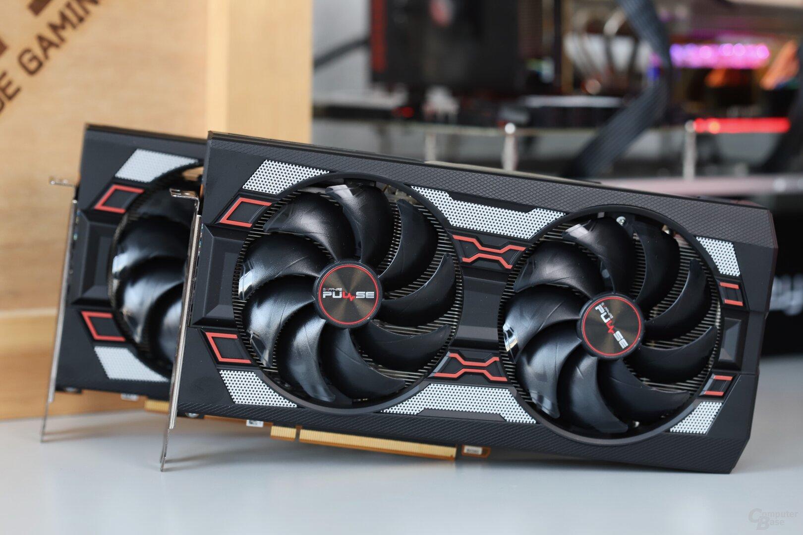 Sapphire Radeon RX 5700 (XT) Pulse im Test