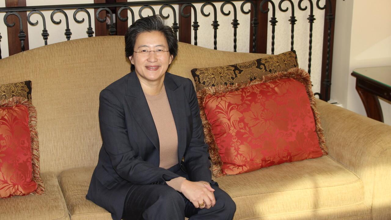 Eine Ente: Dr. Lisa Su bleibt CEO bei AMD