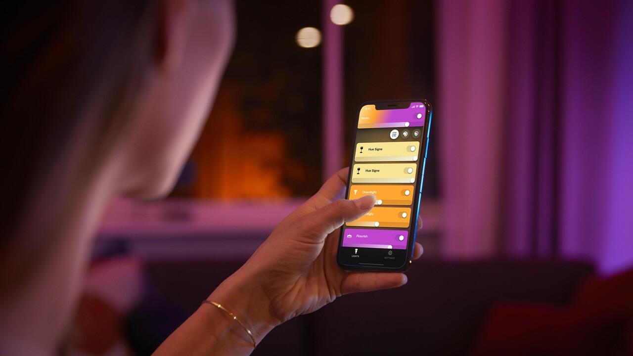 Philips Hue Bluetooth: Lokale Steuerung des Lichts ohne Hue Bridge