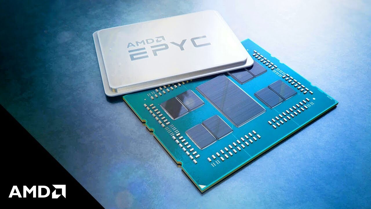 AMD Epyc mit 64 Kernen: Rome vor Marktstart gegen Intel Xeon im Benchmark