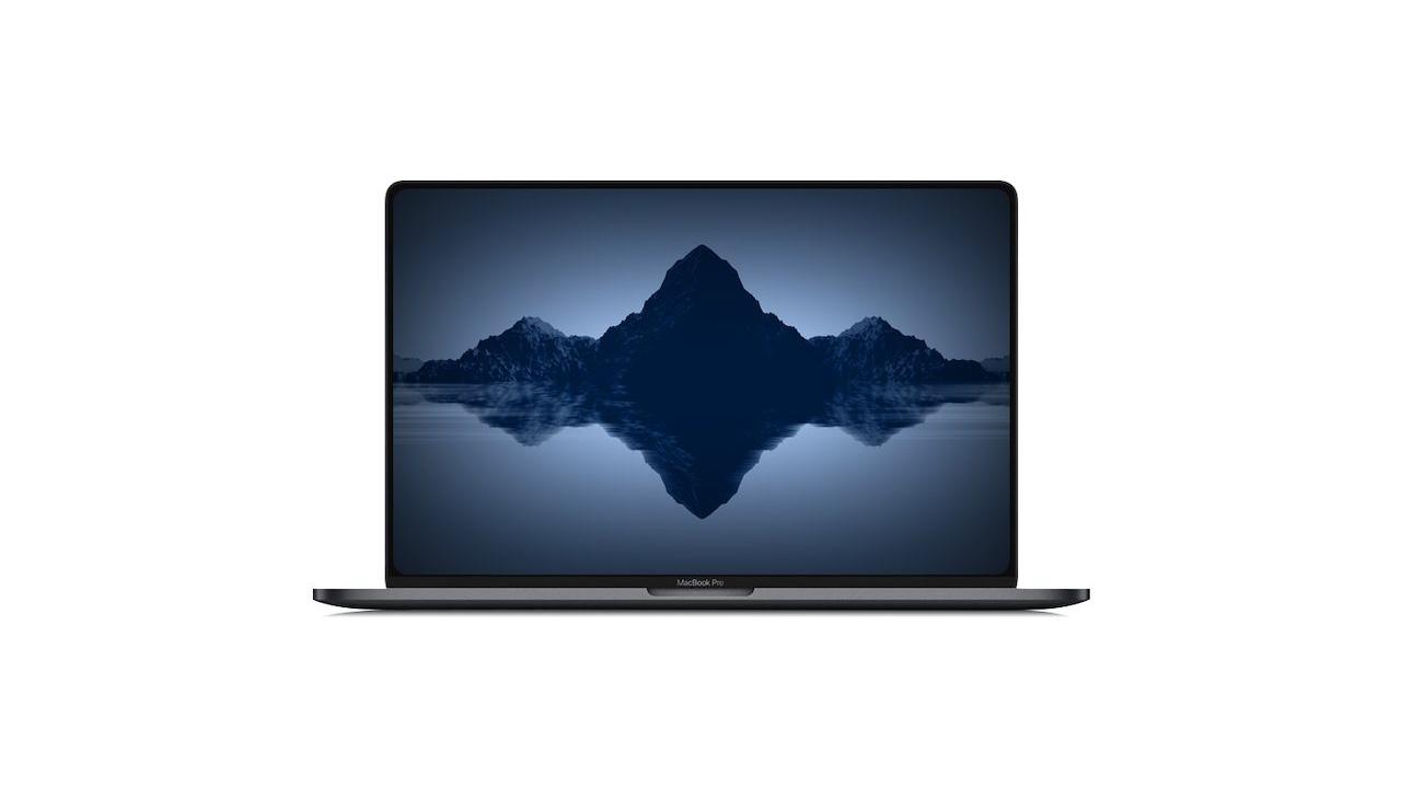 Sieht so das 16-Zoll-MacBook-Pro mit schmalem Display-Rahmen aus?