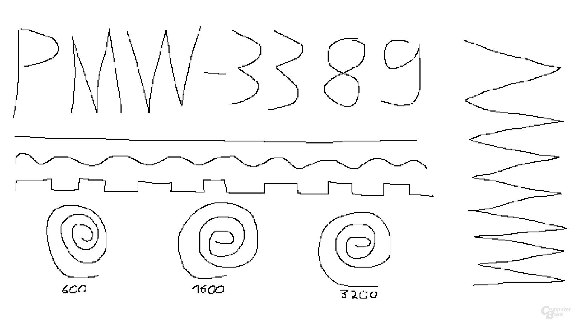 """PixArt PMW-3389 (""""Razer 5G"""") (1.000 Hz, Mikrofaseruntergrund)"""