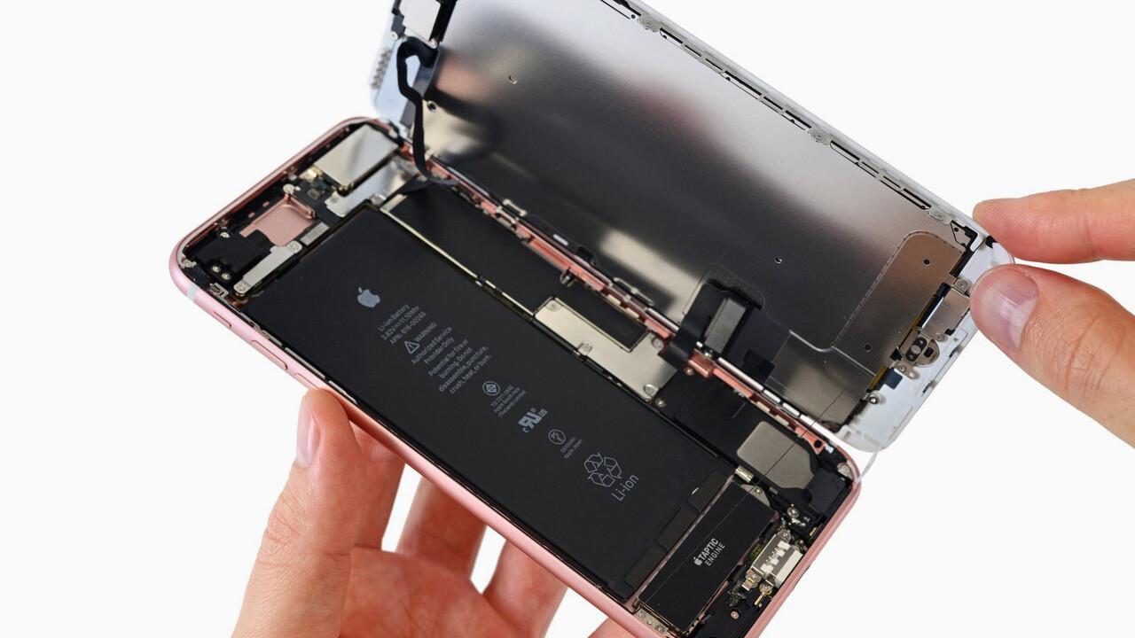 iPhone: Apple warnt in iOS bei Akku von Drittherstellern