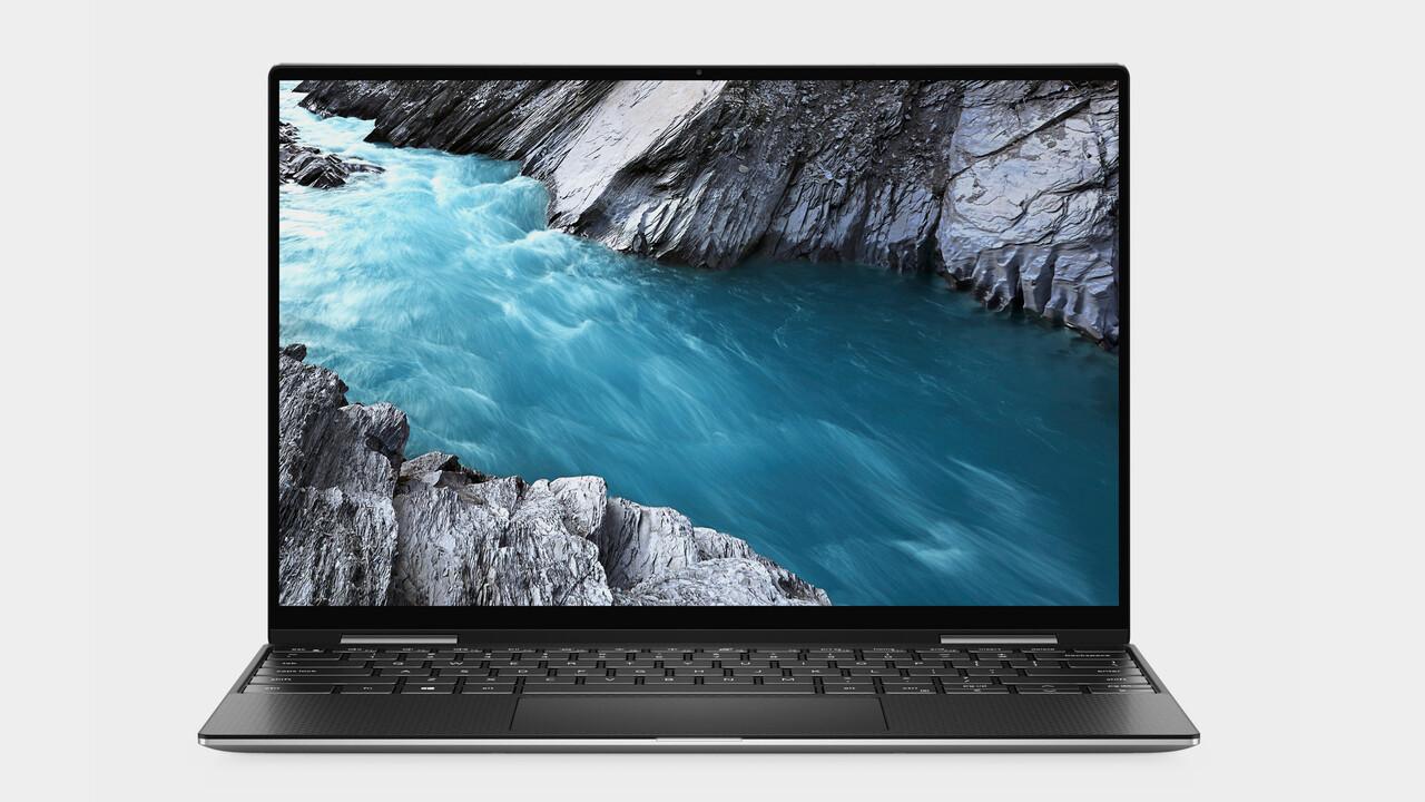 XPS 13 2-in-1 (7390): Dell startet Verkauf des ersten Notebooks mit Ice Lake