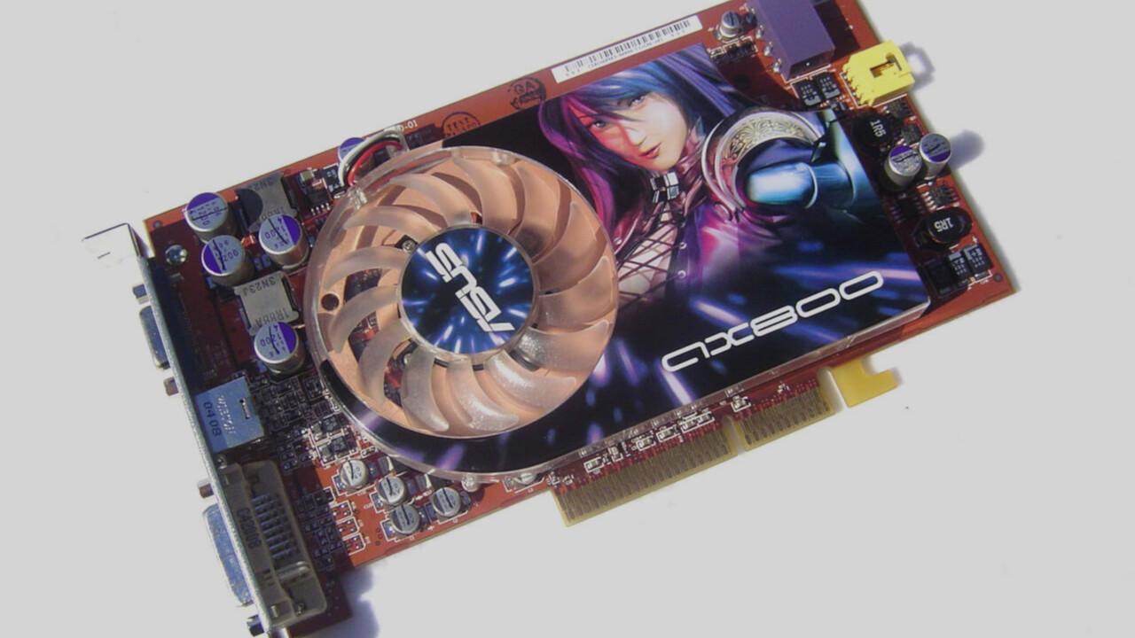 Im Test vor 15 Jahren: Die Radeon X800 XT PE war ein schneller Papiertiger