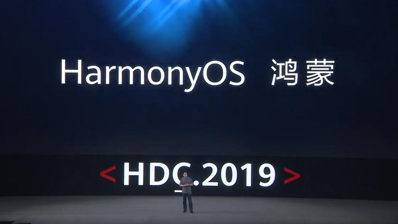 Huawei: HarmonyOS soll auf allen Geräteklassen laufen