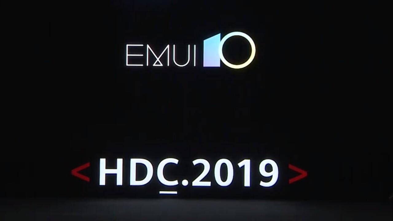 Huawei: EMUI 10 hat ebenfalls einen Dark Mode