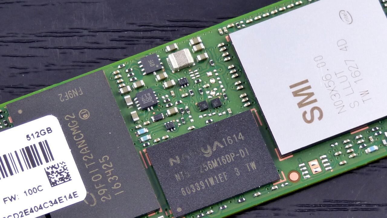 Silicon Motion SM2264: SSD-Controller für 6,5GB/s über PCIe 4.0