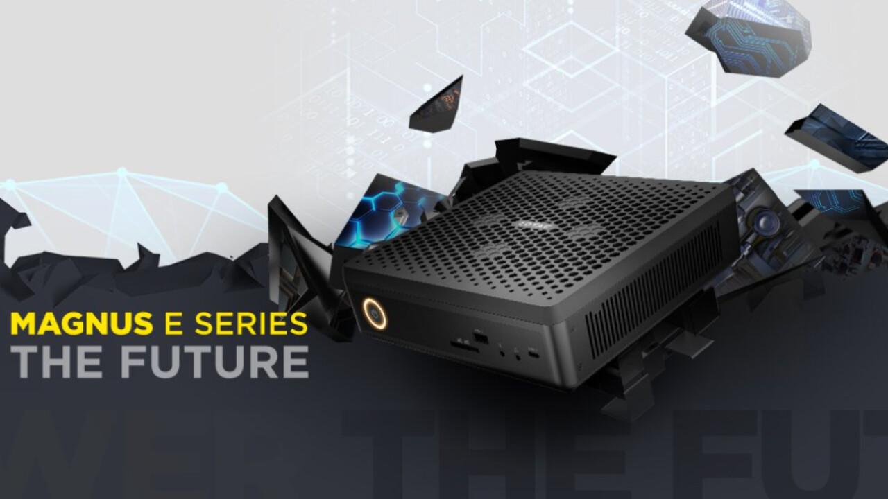 Zotac Magnus E 2019: GeForce RTX, 2,5-Gbit-LAN und Wi-Fi 6 in 2,65 Litern
