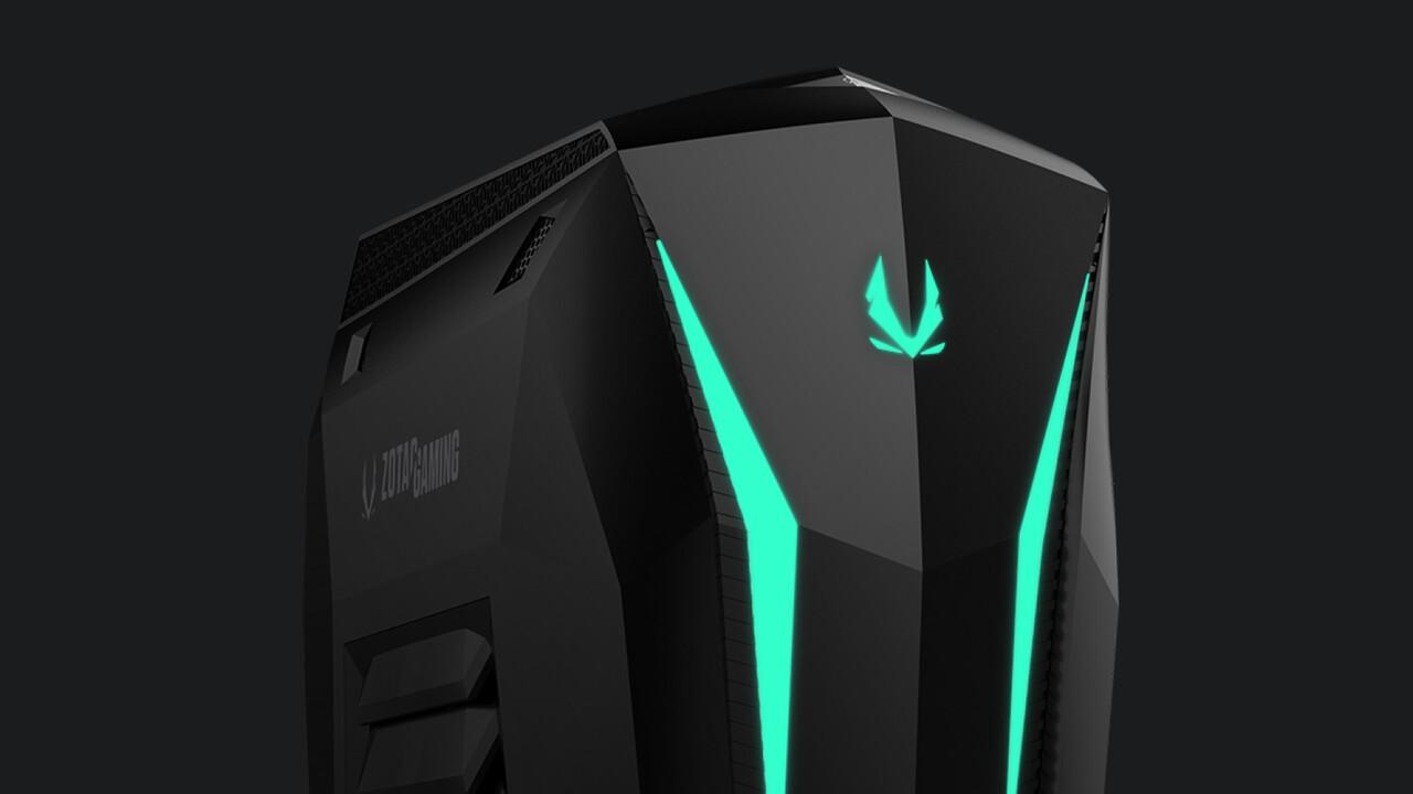 Zotac MEK Mini: Gaming-PC mit 9,18 Liter nutzt GeForce RTX 2070 Super