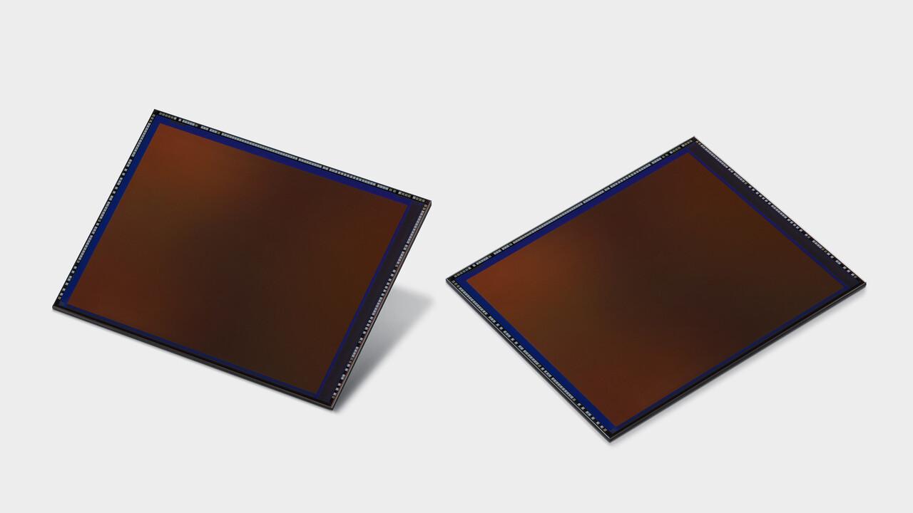 Samsung: Smartphone-Sensor mit 108 Megapixeln für 6K-Videos