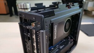 Intel NUC: Phantom Canyon mit Tiger Lake, Quartz Canyon mit Xeon