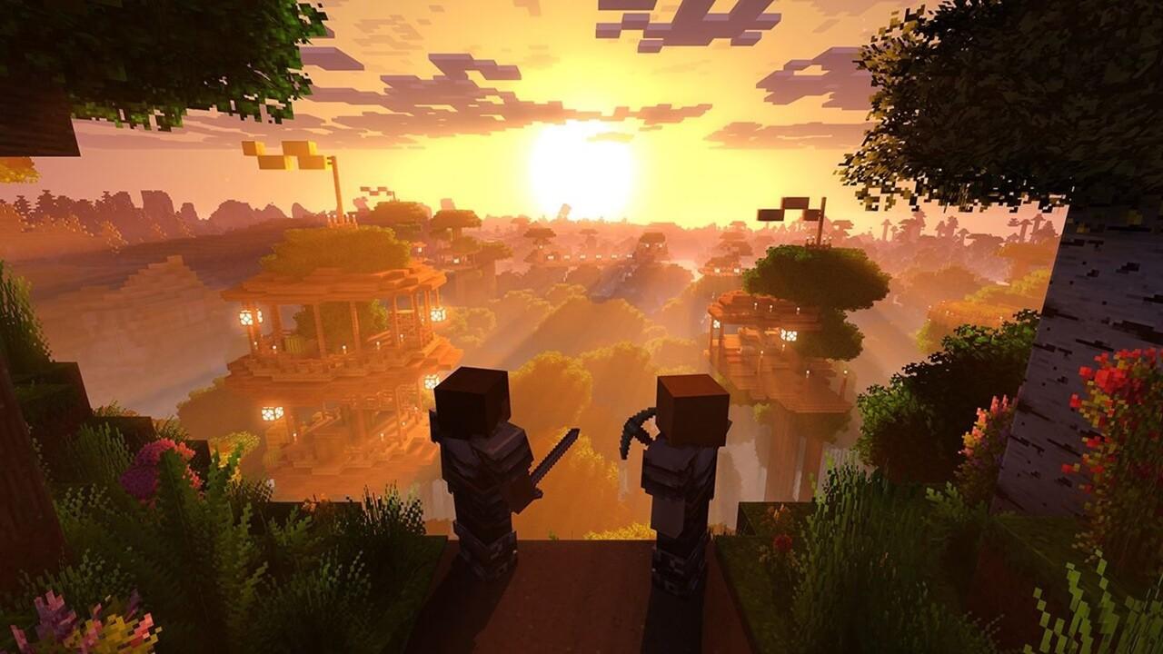 "Minecraft: Grafik-Update ""Super Duper Graphics Pack"" abgesagt"