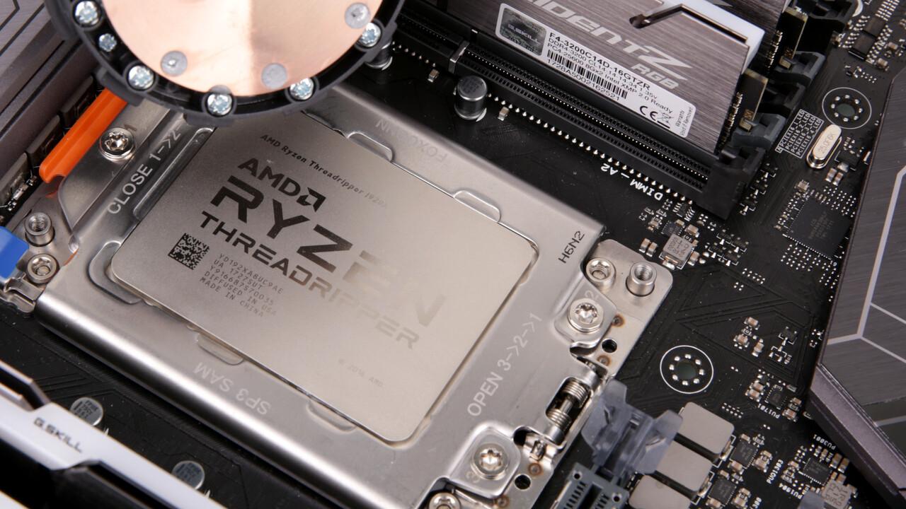 """""""AMD Sharkstooth"""": Threadripper 3 mit 32Kernen in Benchmark-Datenbank"""