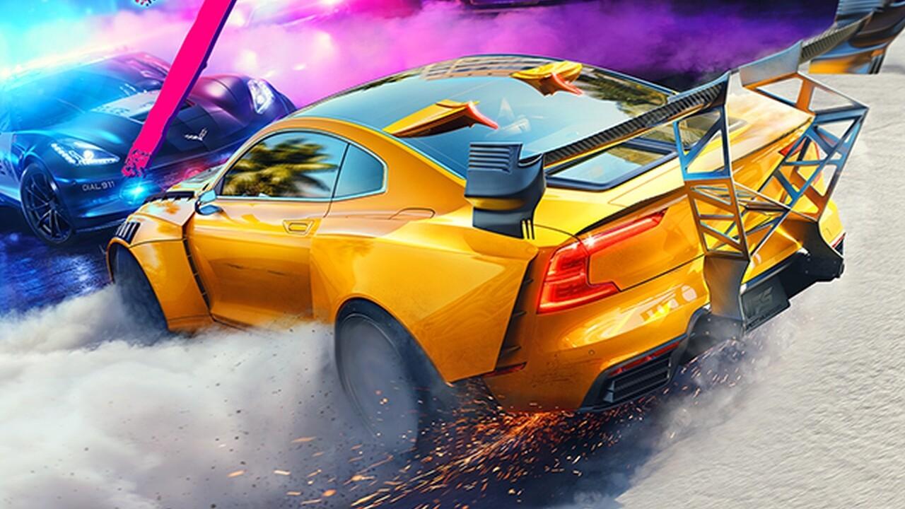 Need for Speed Heat: Im neuen Teil führen Spieler ein Doppelleben