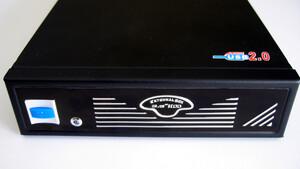 Im Test vor 15 Jahren: Externe Festplattengehäuse mit USB 2.0 und FireWire