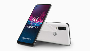 Motorola One Action: Smartphone trifft auf Action Cam und Android One