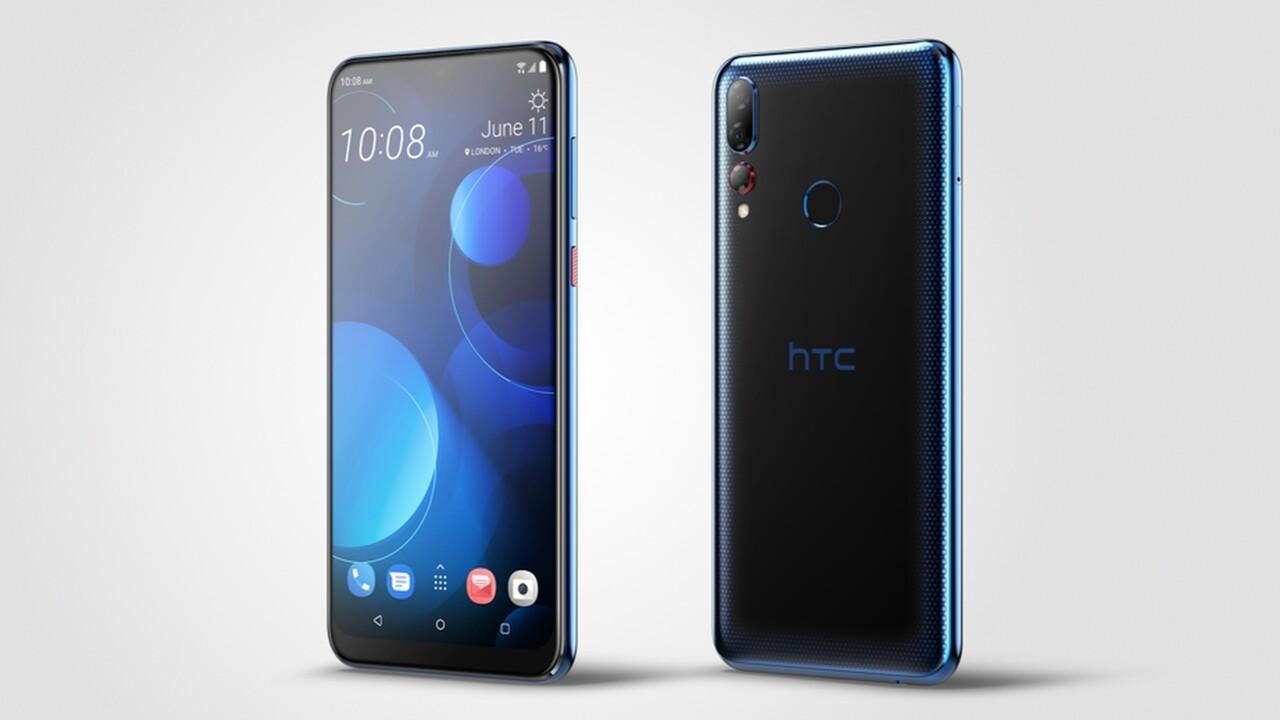 HTC Desire 19+: Mittelklasse-Smartphone mit drei Kameras kostet 300Euro