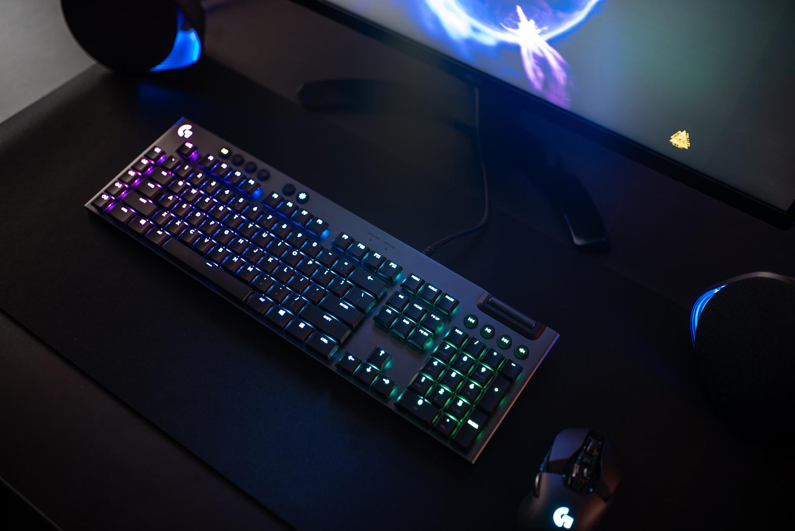Logitech G G815 Lightsync RGB